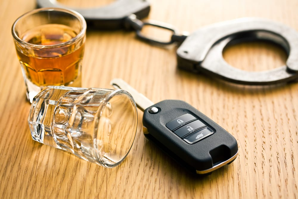 DUI effects on a CDL in Maryland